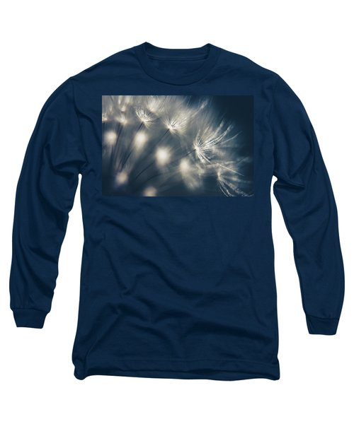 Dandelion Seeds Long Sleeve T-Shirt