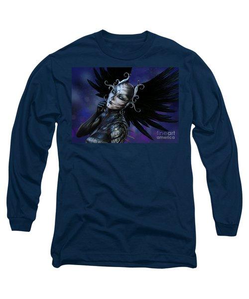 Dark Gaze Long Sleeve T-Shirt
