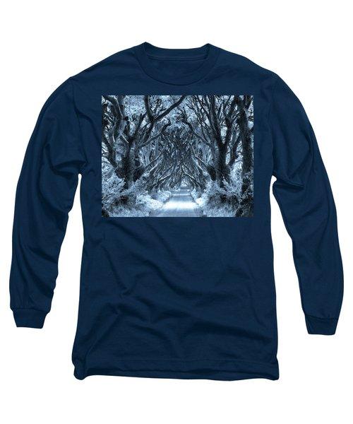 Dark Hedges Long Sleeve T-Shirt