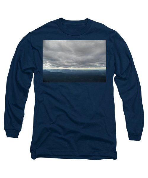 Dark Mountains Long Sleeve T-Shirt