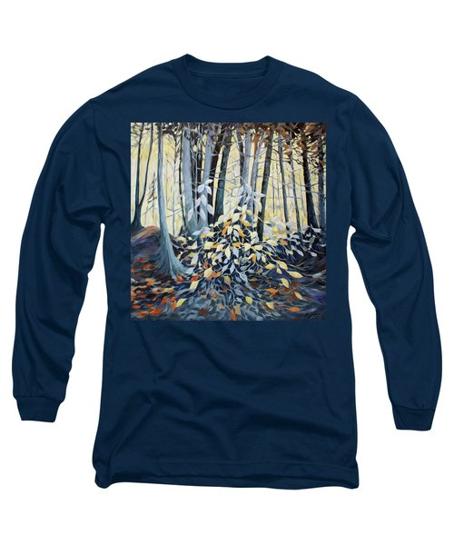 Natures Dance Long Sleeve T-Shirt by Joanne Smoley