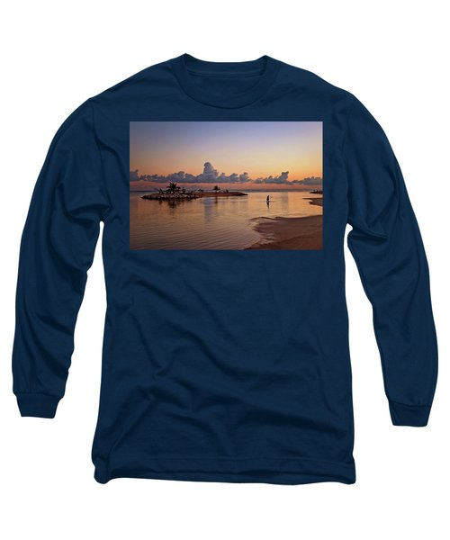 Dawn Reflection Long Sleeve T-Shirt