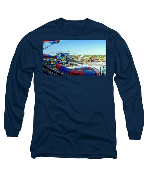 Daytona Lagoon Long Sleeve T-Shirt