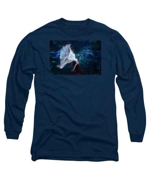 Death Of Ophelia Long Sleeve T-Shirt