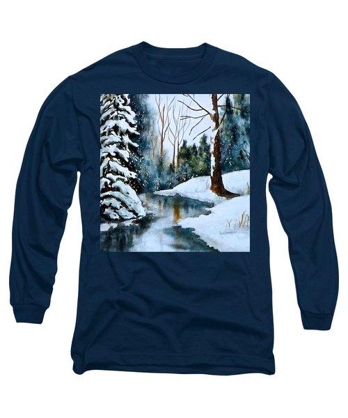 December Beauty Long Sleeve T-Shirt