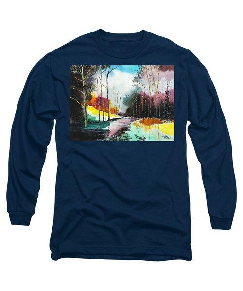 Deep 5 Long Sleeve T-Shirt