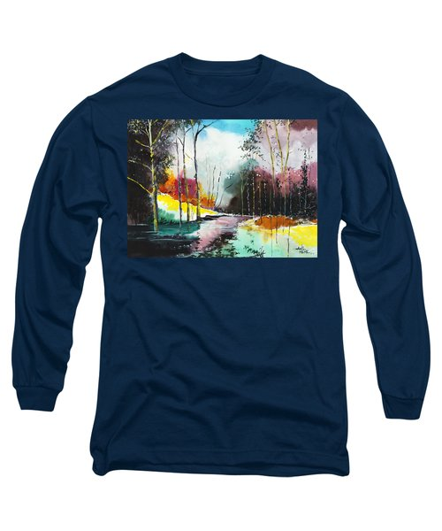 Deep 5 Long Sleeve T-Shirt