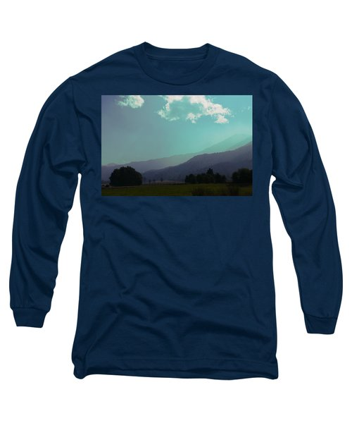 Deep Layers Long Sleeve T-Shirt