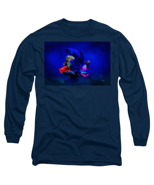 Deep Oceans Long Sleeve T-Shirt