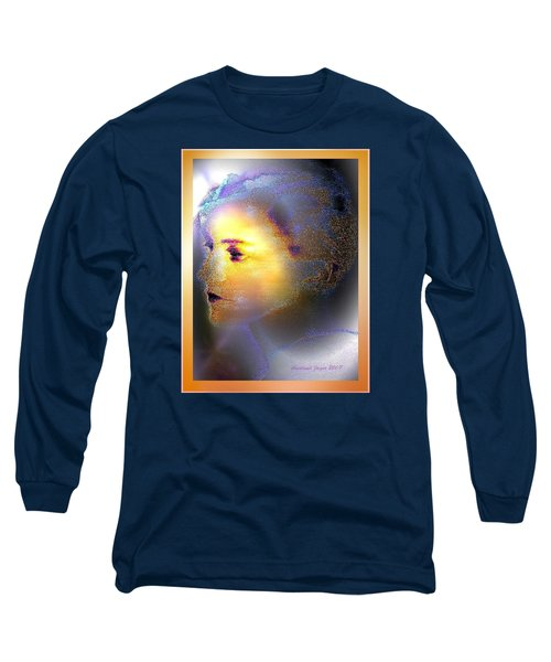 Delicate  Woman Long Sleeve T-Shirt by Hartmut Jager
