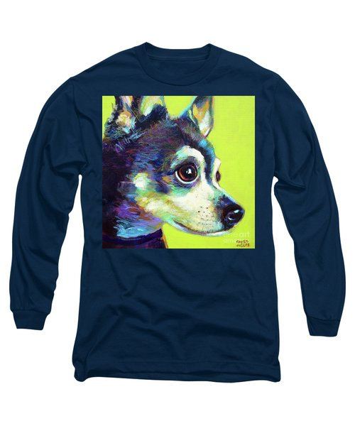 Delilah Long Sleeve T-Shirt