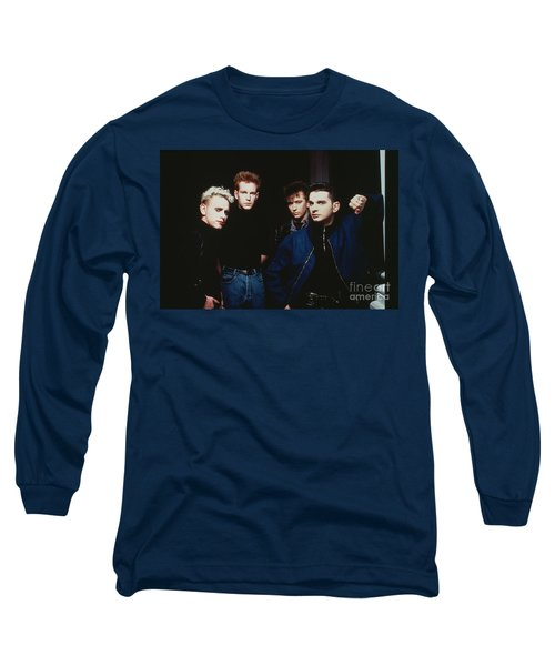 Depeche Mode Long Sleeve T-Shirt