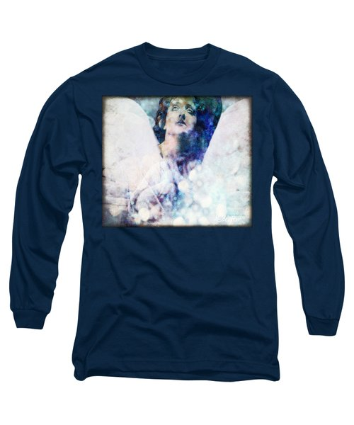 Depression Angel Long Sleeve T-Shirt