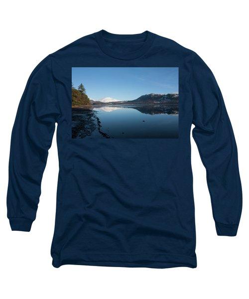 Derwentwater Shore View Long Sleeve T-Shirt