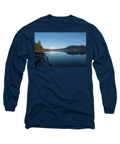 Derwentwater Shore View Long Sleeve T-Shirt