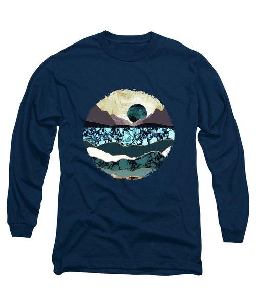 Desert Lake Long Sleeve T-Shirt