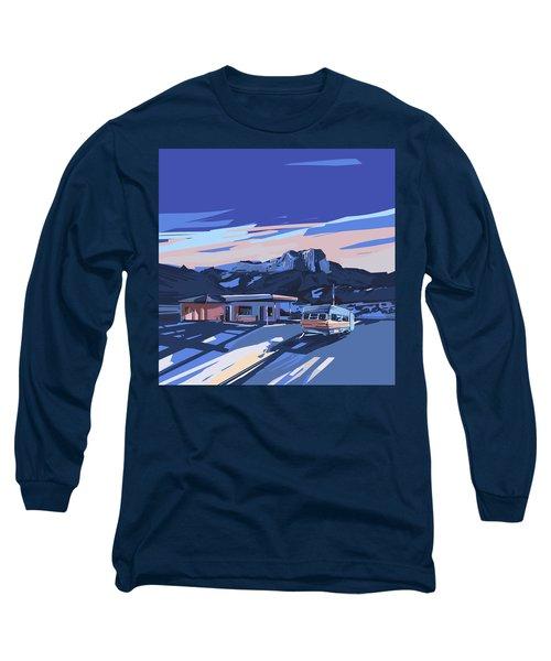 Desert Landscape 2 Long Sleeve T-Shirt