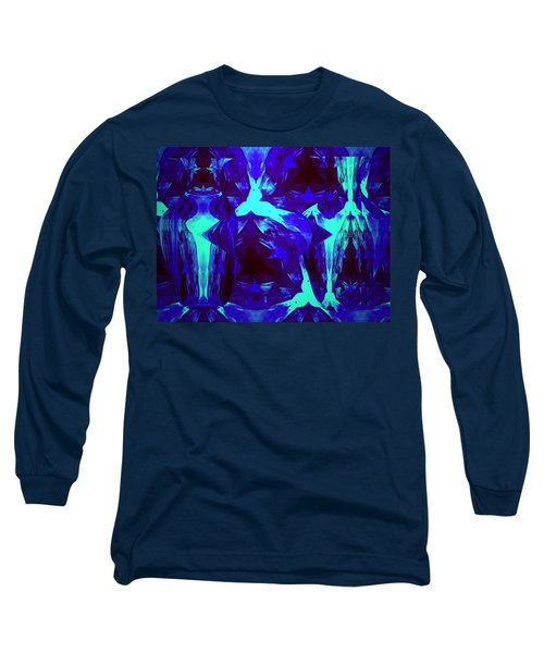 Long Sleeve T-Shirt featuring the photograph Division Of Light by Joyce Dickens