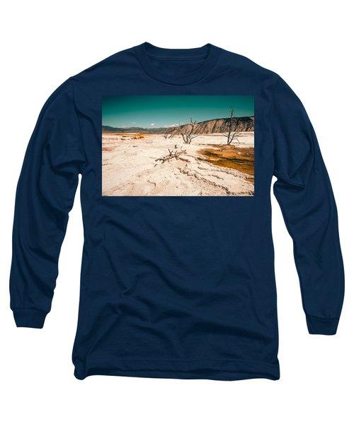 Do Not Touch Long Sleeve T-Shirt