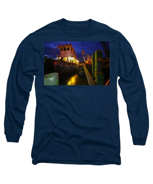 Dock Side Long Sleeve T-Shirt