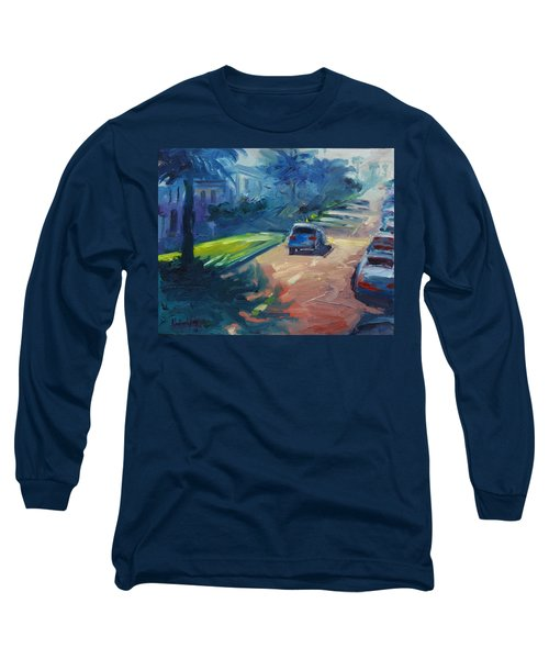 Dolores Street Long Sleeve T-Shirt by Rick Nederlof