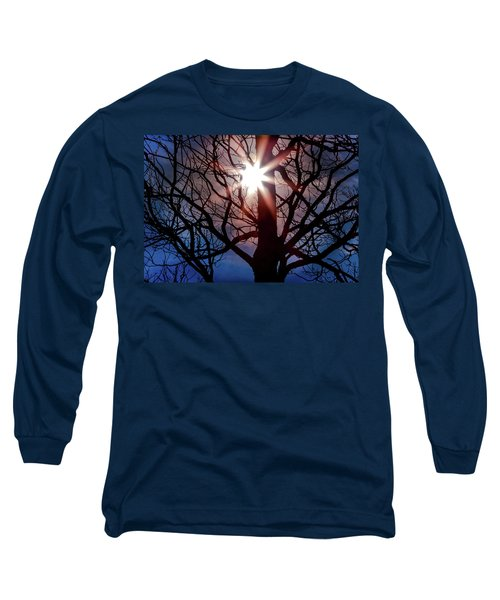 Long Sleeve T-Shirt featuring the photograph Don't Lose Sight Of It All by Karen Wiles