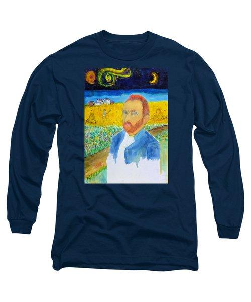 Doppelganger  Long Sleeve T-Shirt