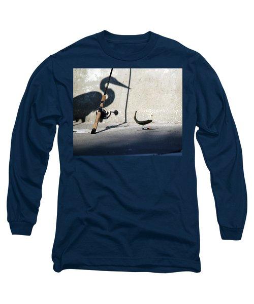 Double Jeapardy Long Sleeve T-Shirt by Lamarre Labadie