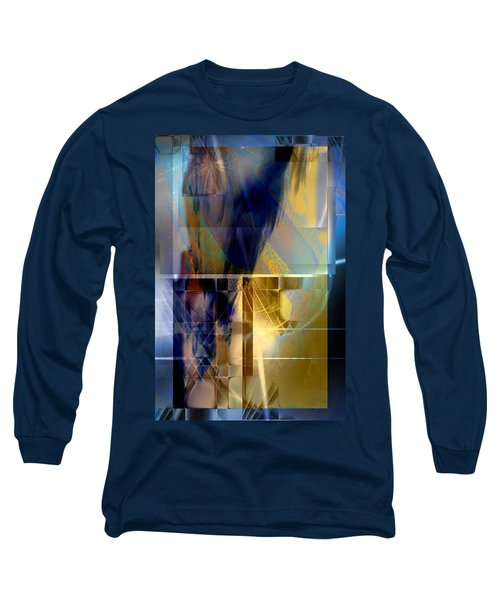Double Structure Long Sleeve T-Shirt