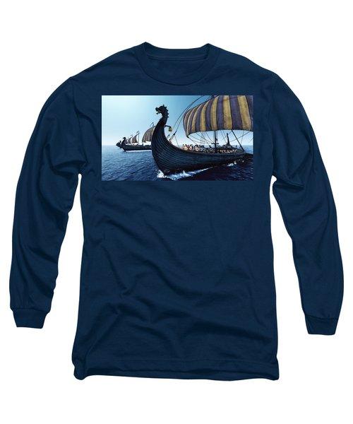 Drakkar - 01 Long Sleeve T-Shirt