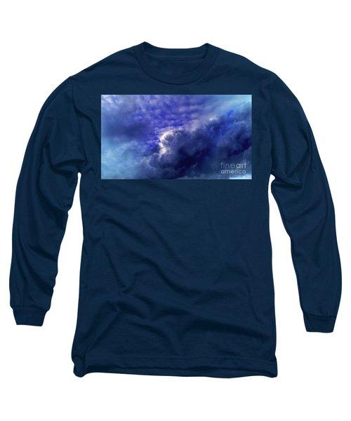 Dramatic Cumulus Sky Long Sleeve T-Shirt