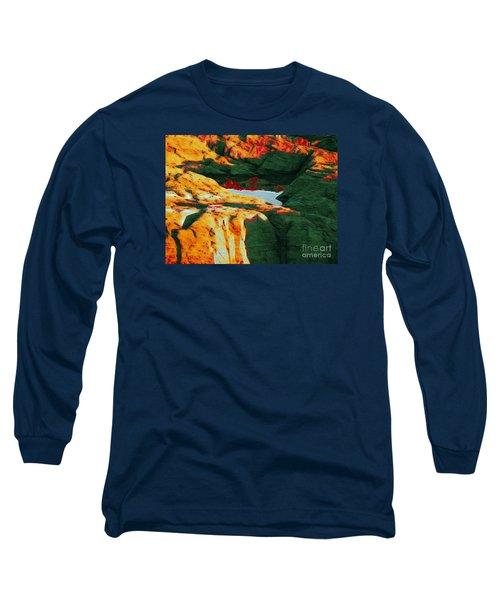 Dream Colors Long Sleeve T-Shirt