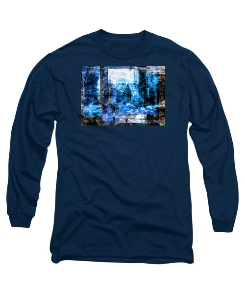 Dreams At A Vintage Cafe Long Sleeve T-Shirt