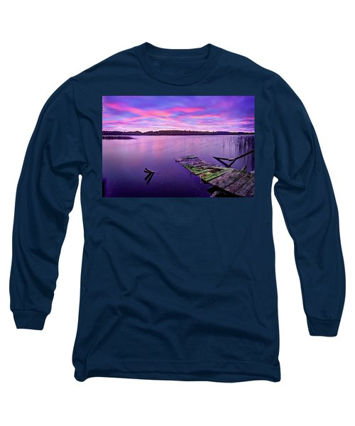 Dreamy Sunrise Long Sleeve T-Shirt