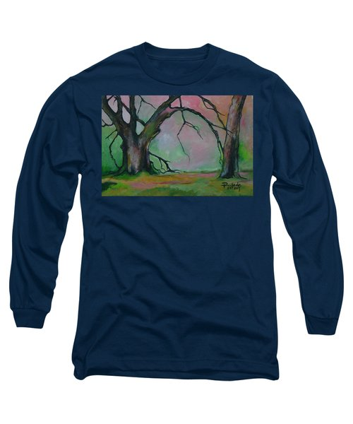 Dry Forest Long Sleeve T-Shirt