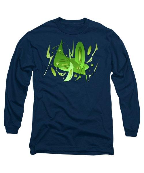 Dynamic Nature Long Sleeve T-Shirt