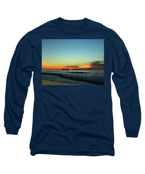 Early Start  Long Sleeve T-Shirt