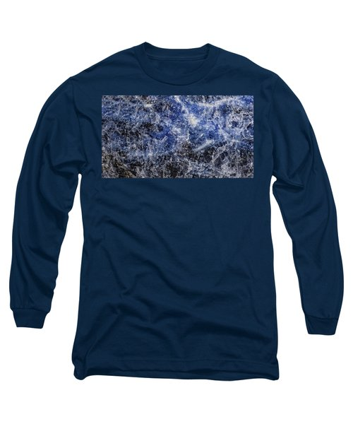 Earth Portrait 286 Long Sleeve T-Shirt