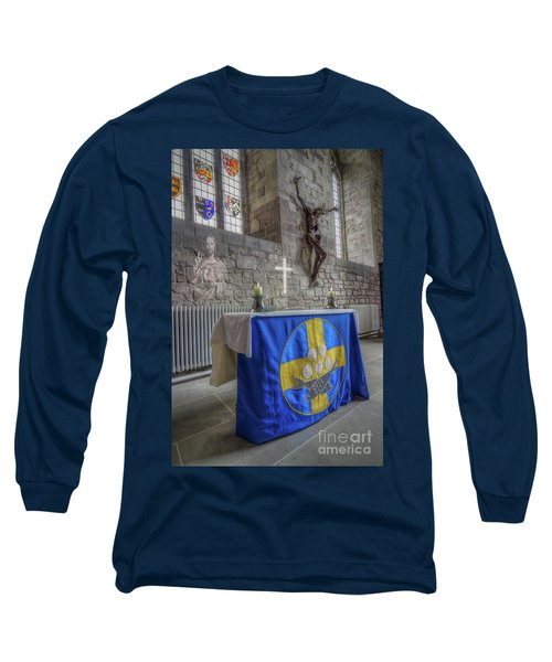 Long Sleeve T-Shirt featuring the photograph Easter  The Resurrection Of Jesus by Ian Mitchell