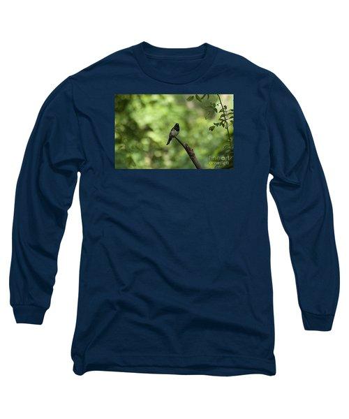 Eastern Towhee 20120707_52a Long Sleeve T-Shirt