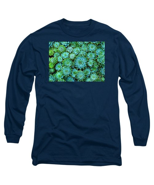 Echeveria 2 Long Sleeve T-Shirt