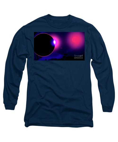 Eclipse Of 2017 Long Sleeve T-Shirt
