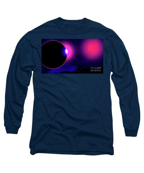 Eclipse Of 2017 Long Sleeve T-Shirt