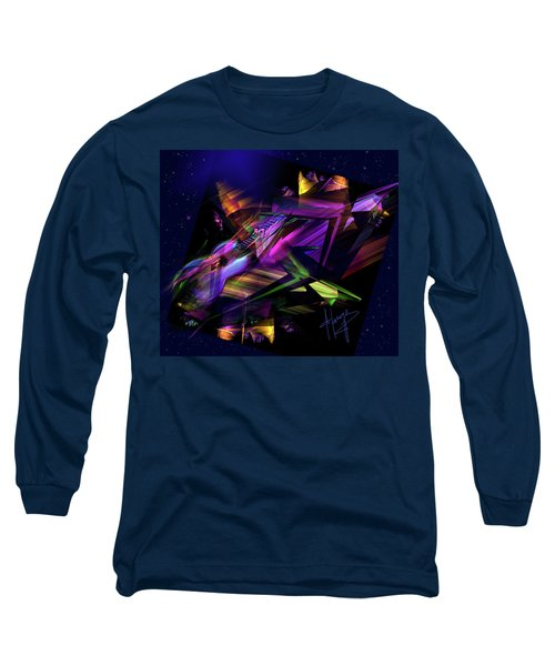 Edge Of The Universe Long Sleeve T-Shirt