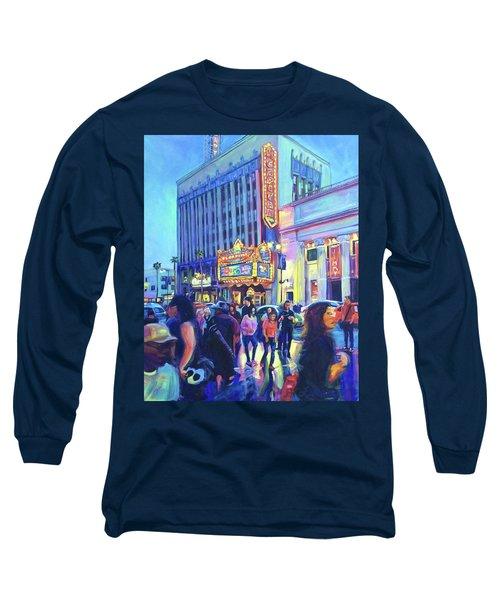 El Capitan Long Sleeve T-Shirt by Bonnie Lambert