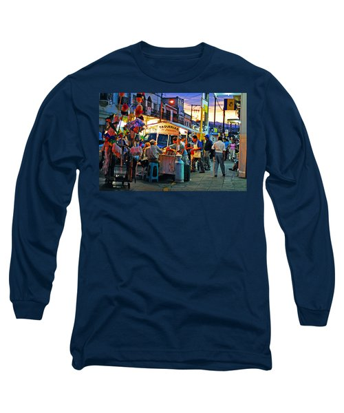 El Flamazo Long Sleeve T-Shirt
