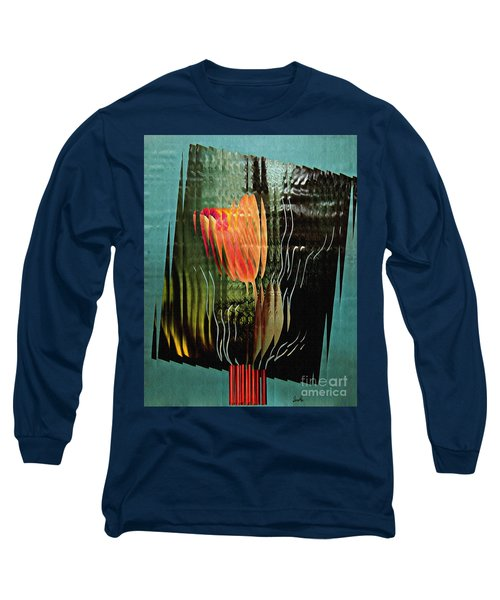 Electric Tulip 2 Long Sleeve T-Shirt