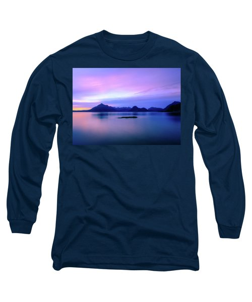 Elgol Sunset Long Sleeve T-Shirt
