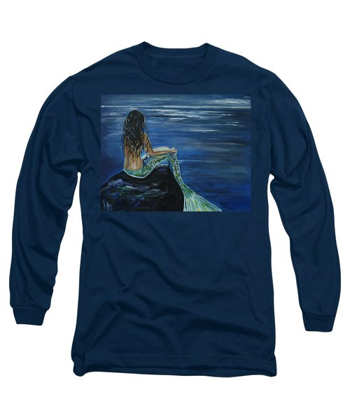 Enchanted Mermaid Long Sleeve T-Shirt