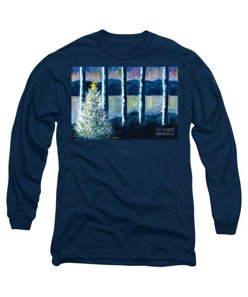 Enlightened Forest  Long Sleeve T-Shirt